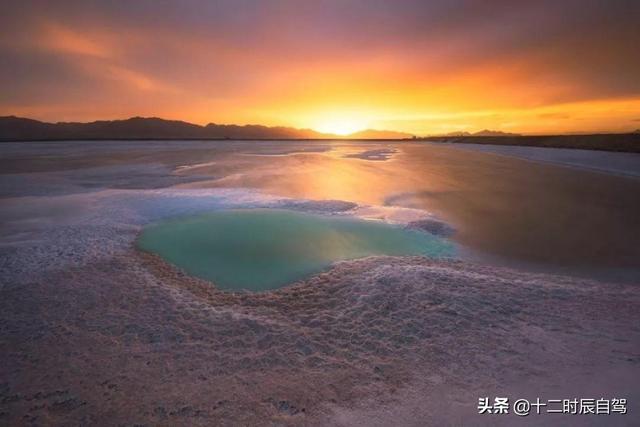关于青海翡翠湖地理知识茶卡盐湖的信息-第9张图片-翡翠网
